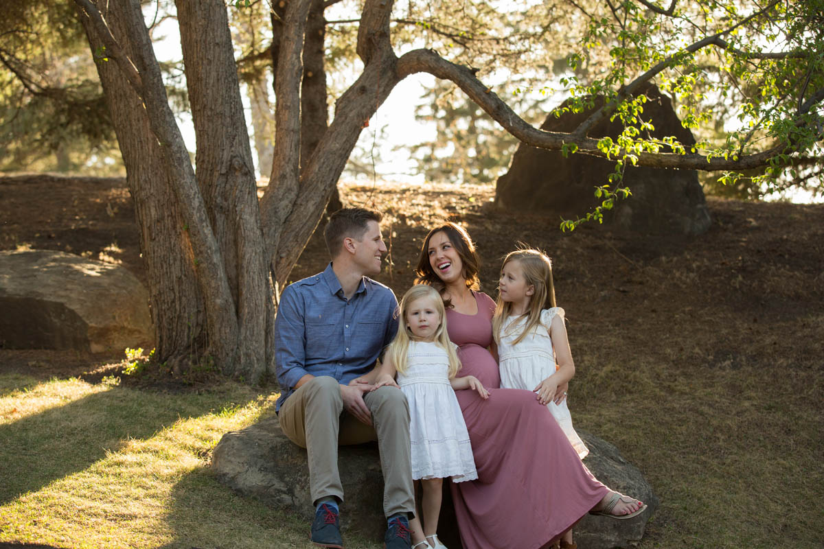 """""""Sabrina is detail-oriented and incredibly professional. Family photos can be stressful but she created a very relaxed and easy environment for my children which allowed her to capture some of the best photos of our family we've ever had!""""– Jennifer -"""