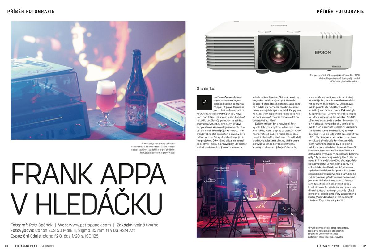 Publikováno v časopise Digitální foto