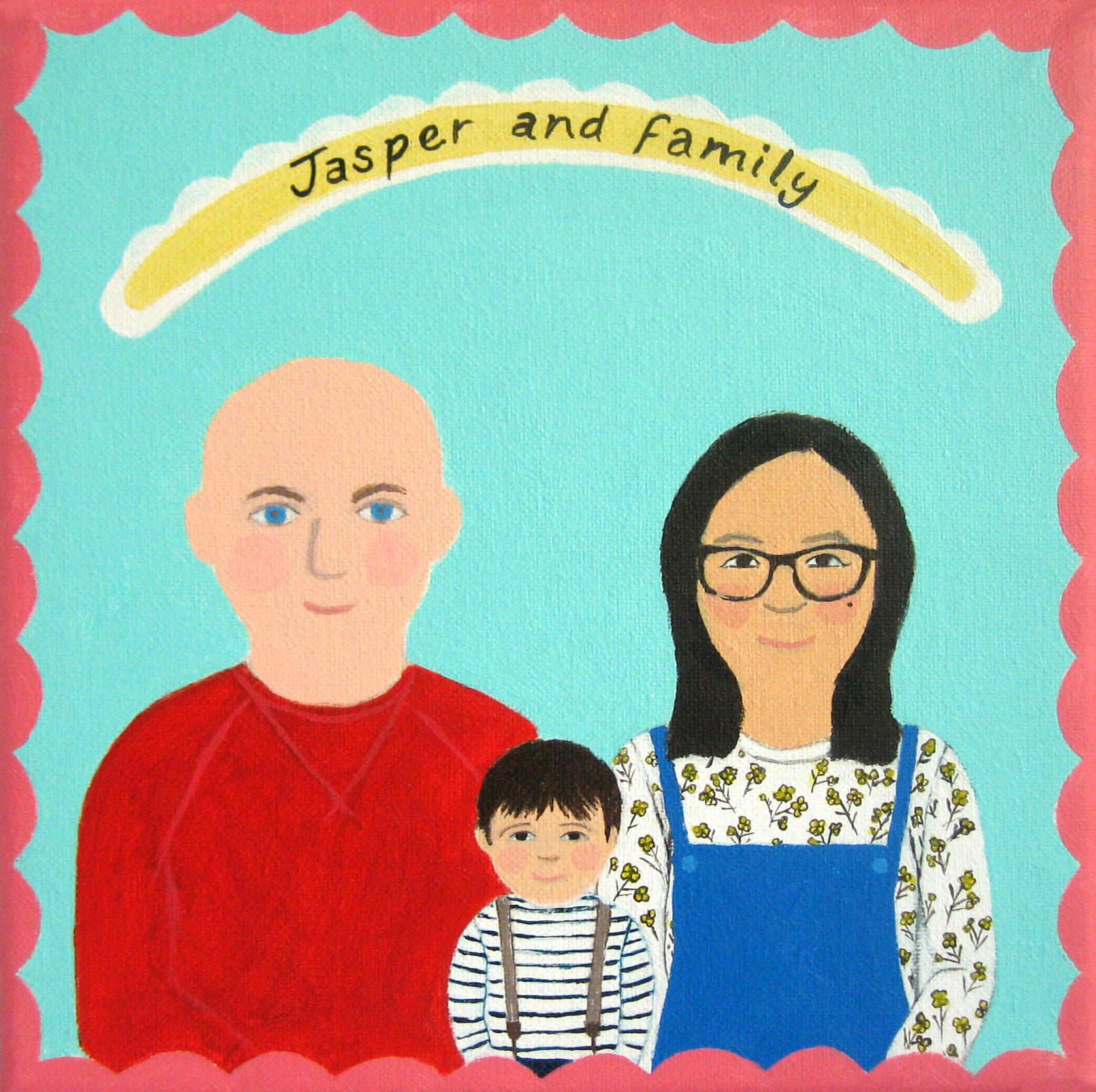 Stefano, Jasper & Kim.