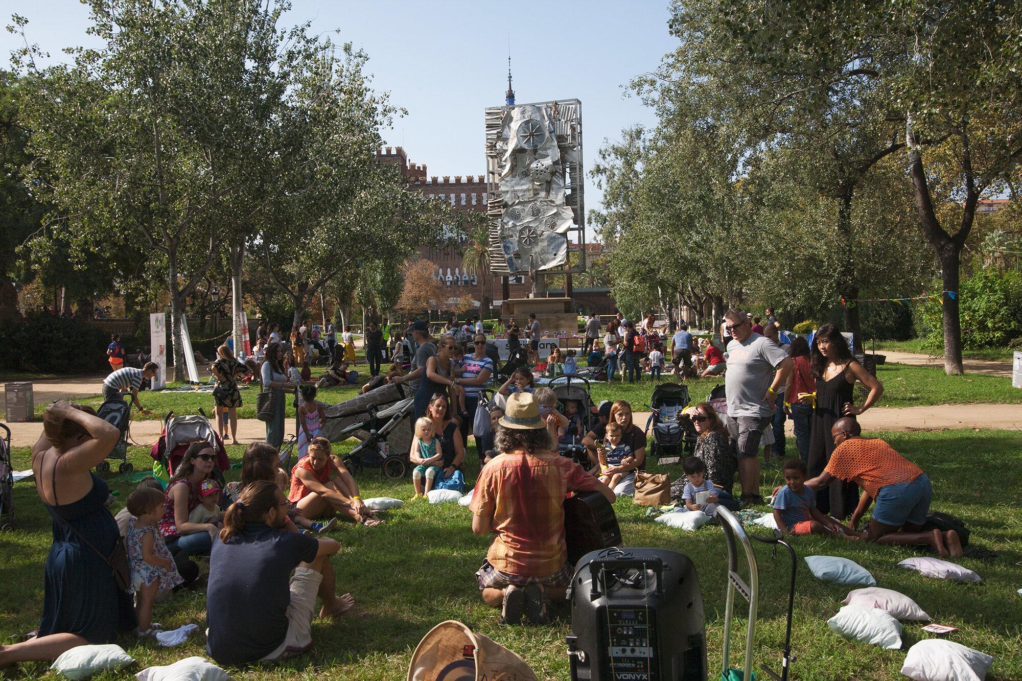 Our 1st Anniversary 1/2 - El Parc de la Ciutadella 28.09.2019Photographs by Katia Dzemina