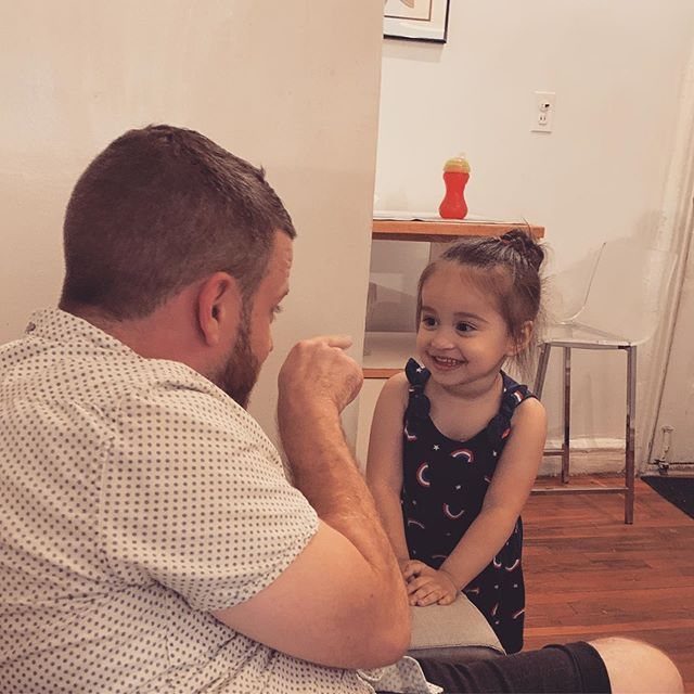moments like this with uncle mike @mikeyflaher 😍