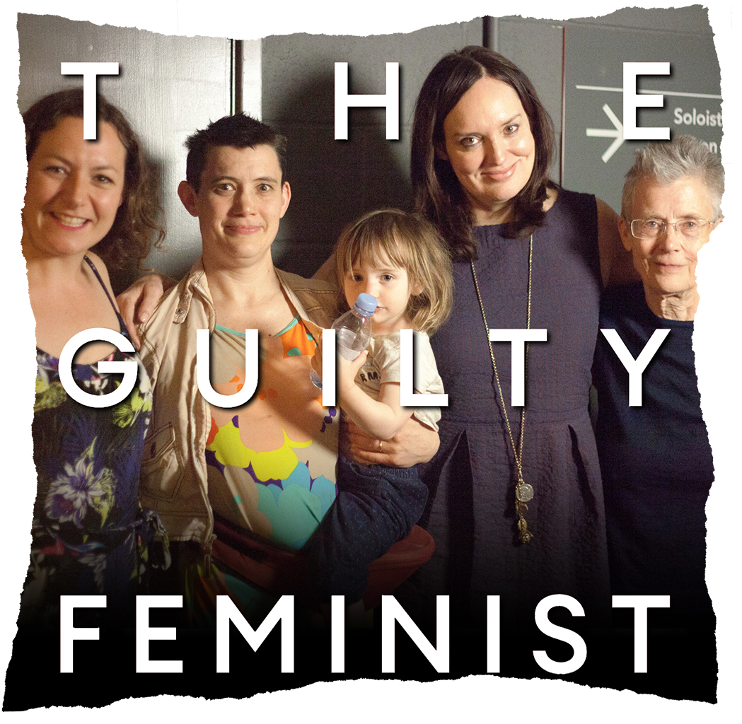 Listen to us on The Gulity Feminist Podcast! #DoingItAll #GrandmotherOfInvention #BabyBum