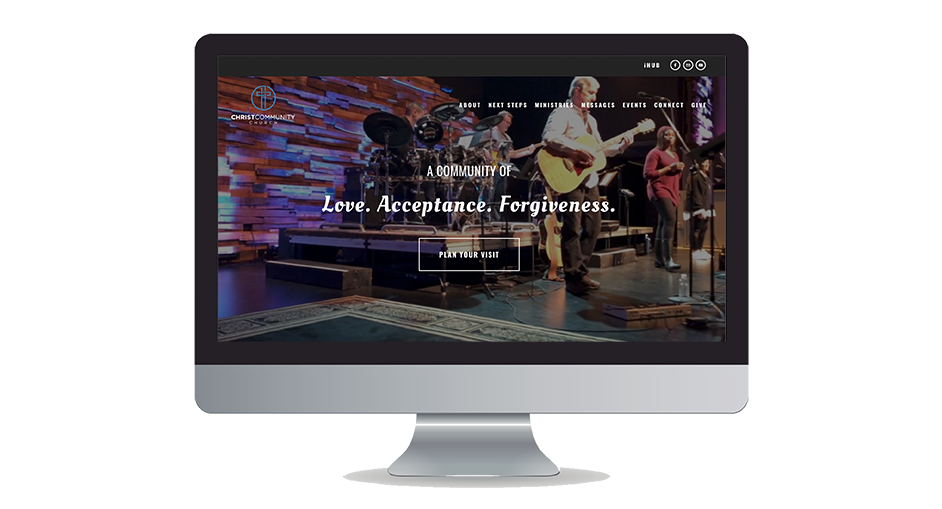 Christ Community Church Website