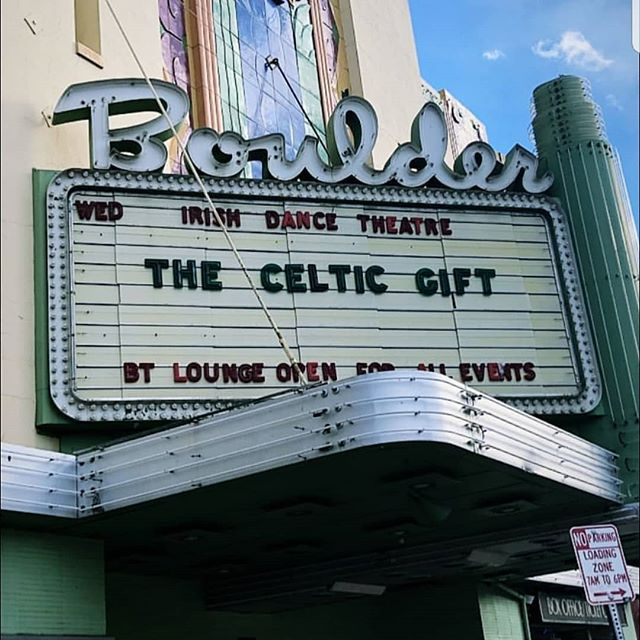 We have arrived in Boulder! #thecelticgift #irishdancetheatre