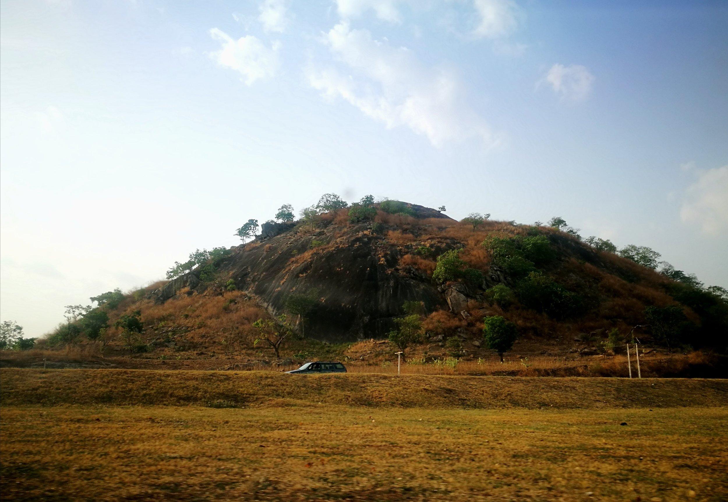 Hills, Nigeria