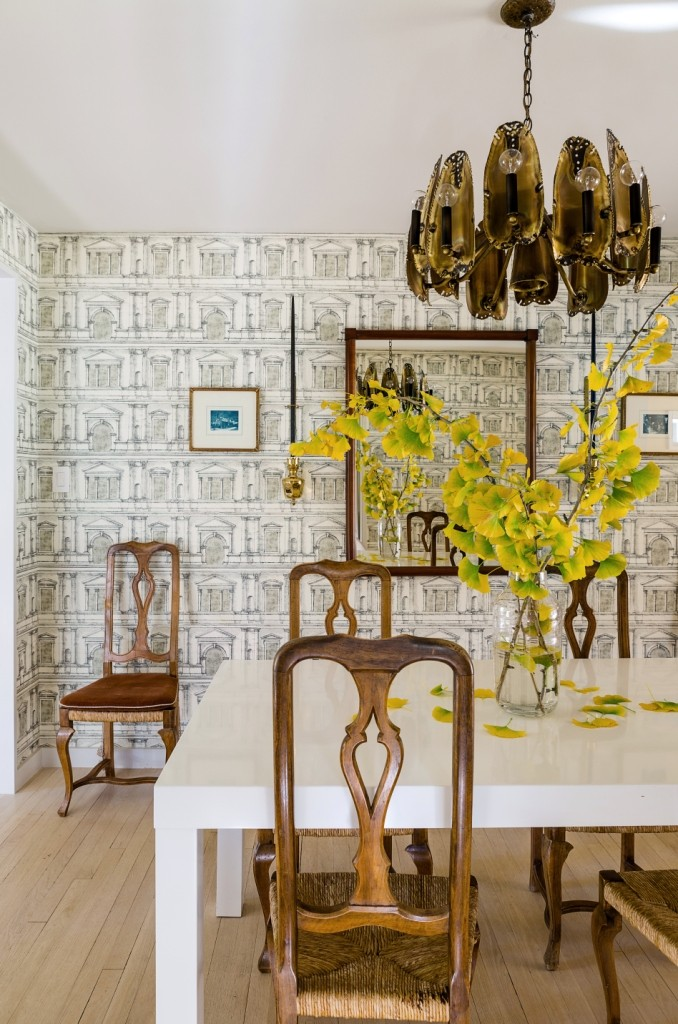 Foxhall Village dining room // Tricia Huntley