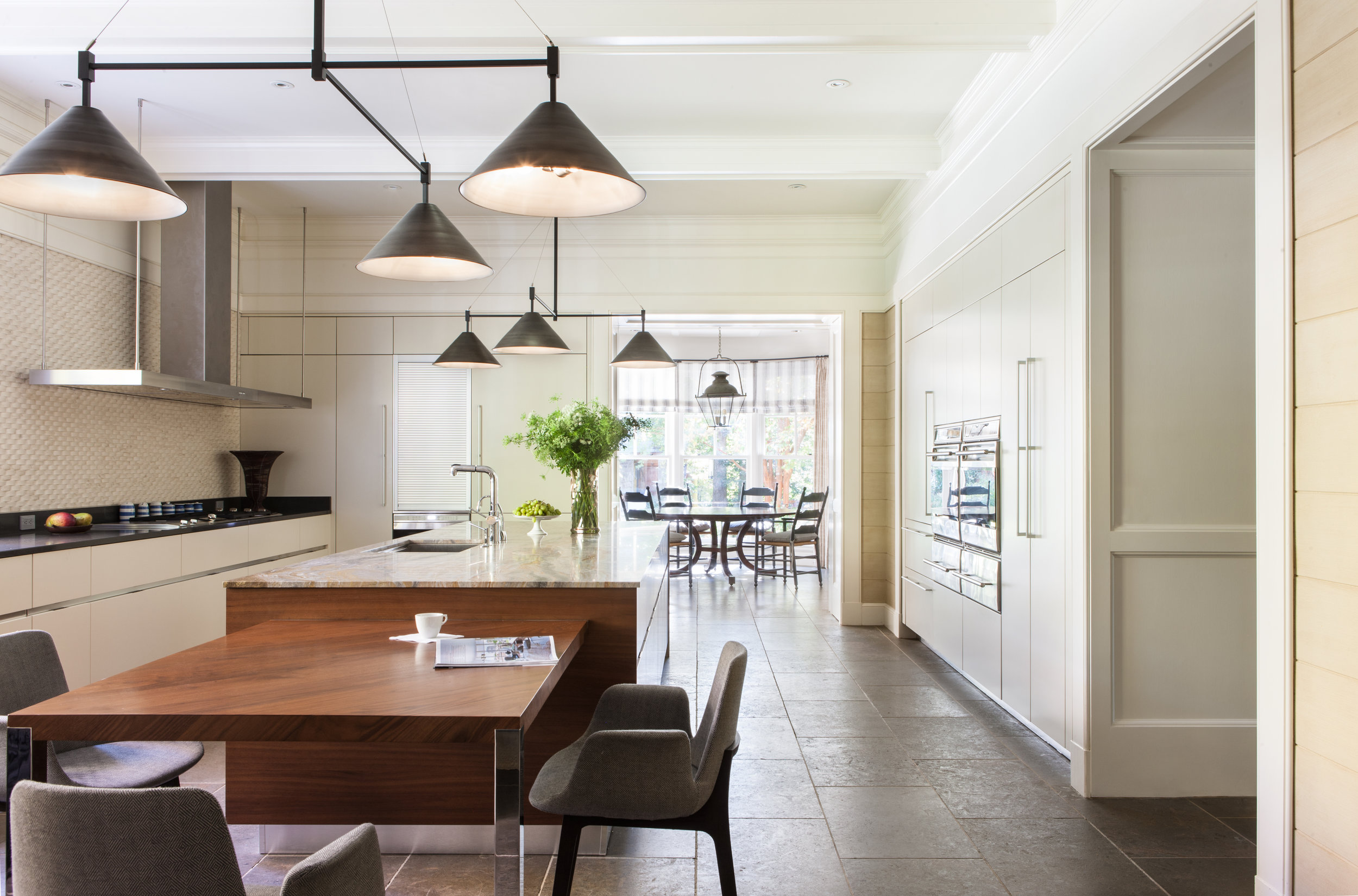 Kitchen remodel in Bethesda // Huntley & Co.
