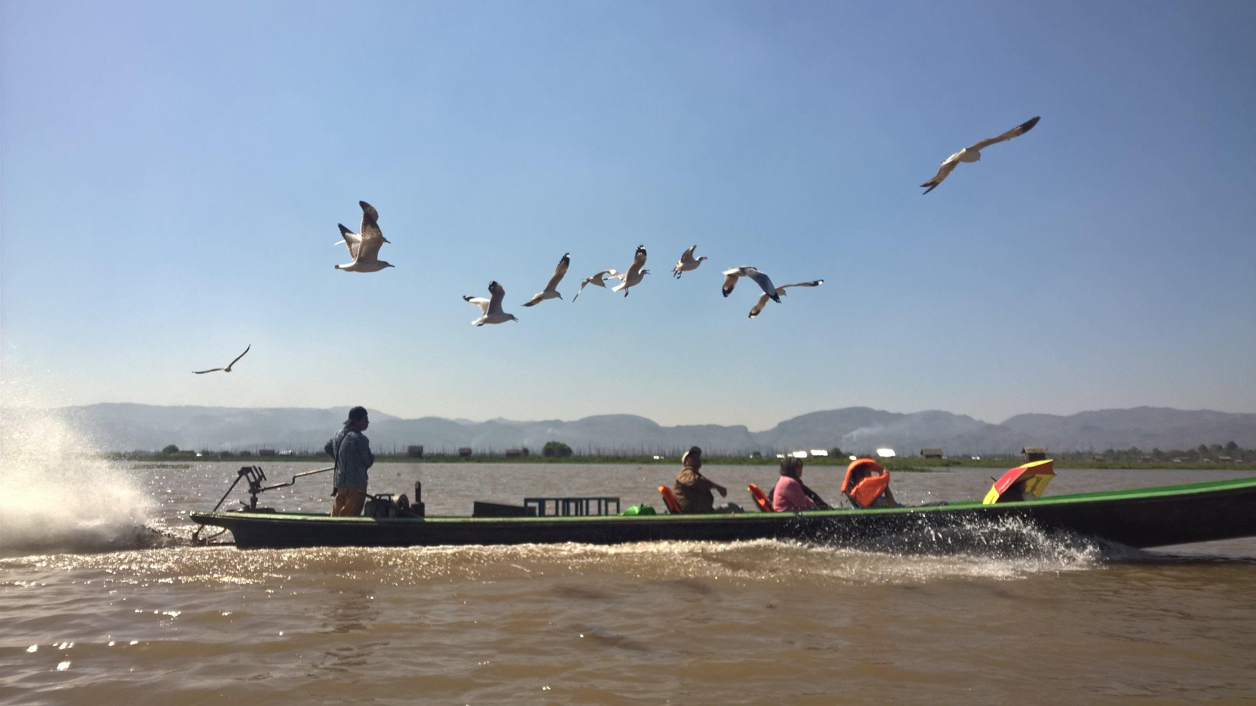 Lake Inle, Myanmar