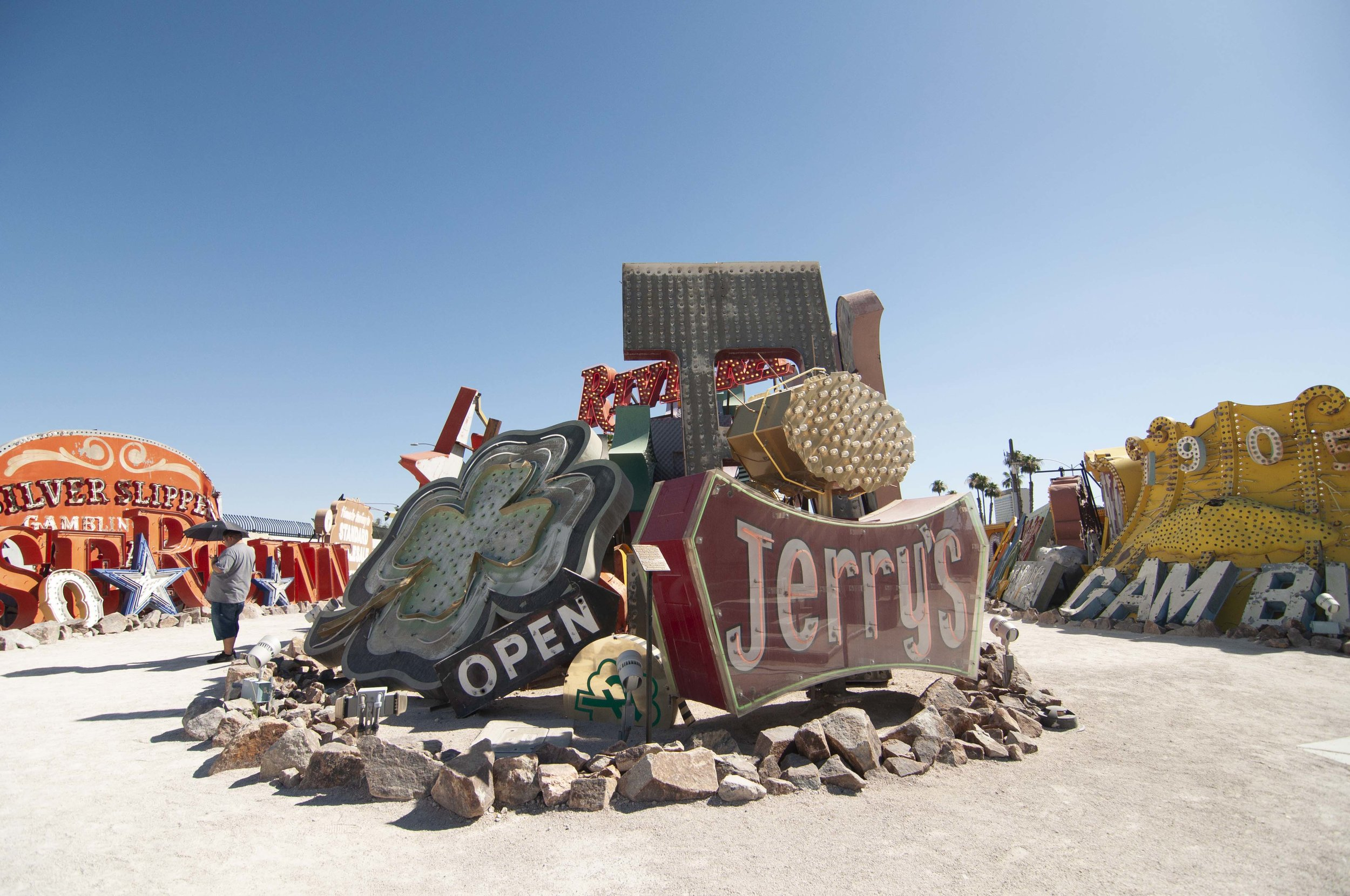 The Neon Museum, Las Vegas, Nevada