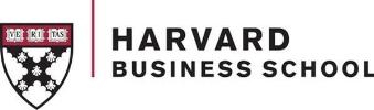 Harvard Business School MBA Admissions