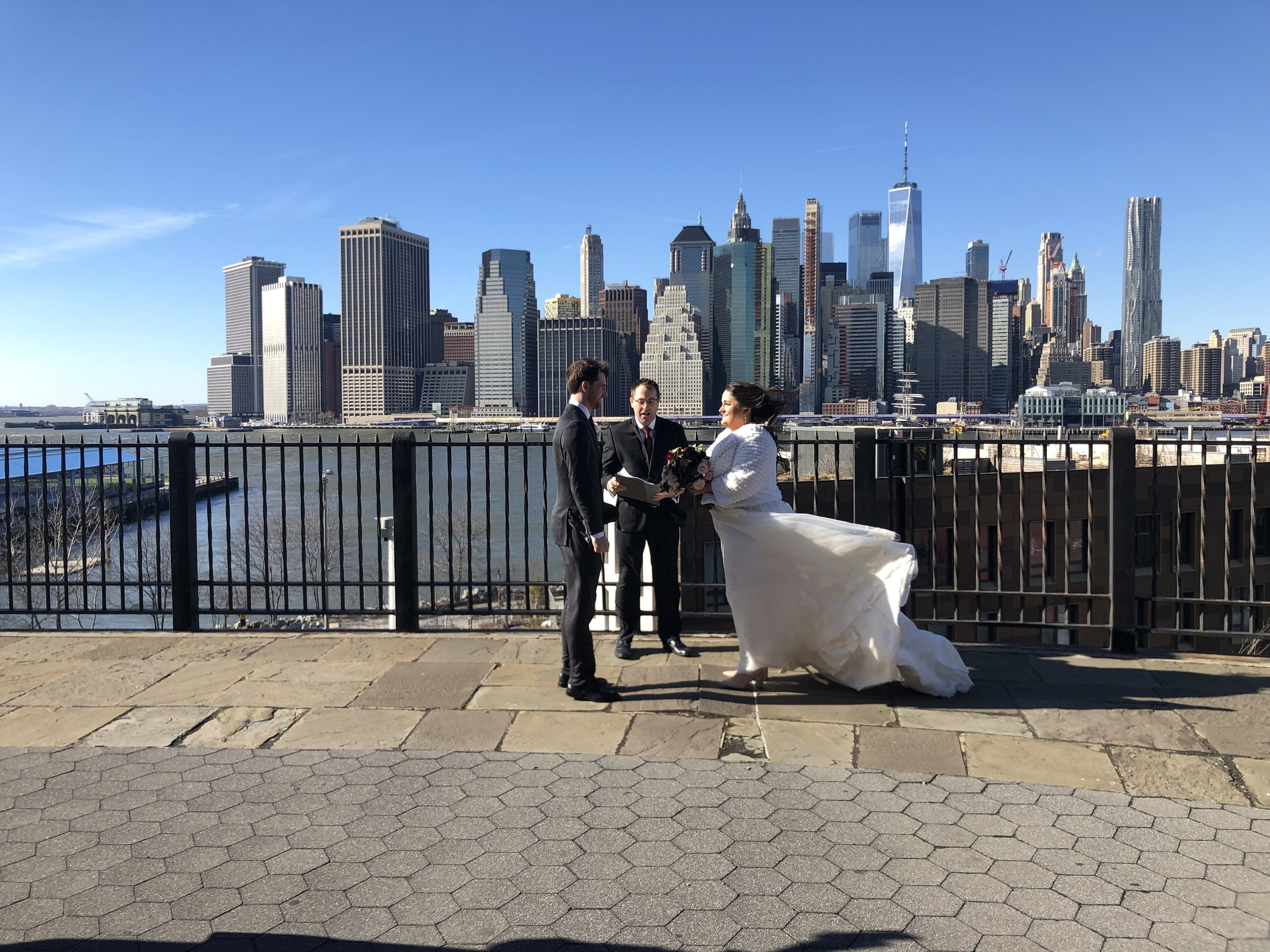 Brooklyn Heights Promenade Wedding.JPEG