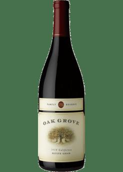 Oak Grove Petit Syrah Reserve ($10)