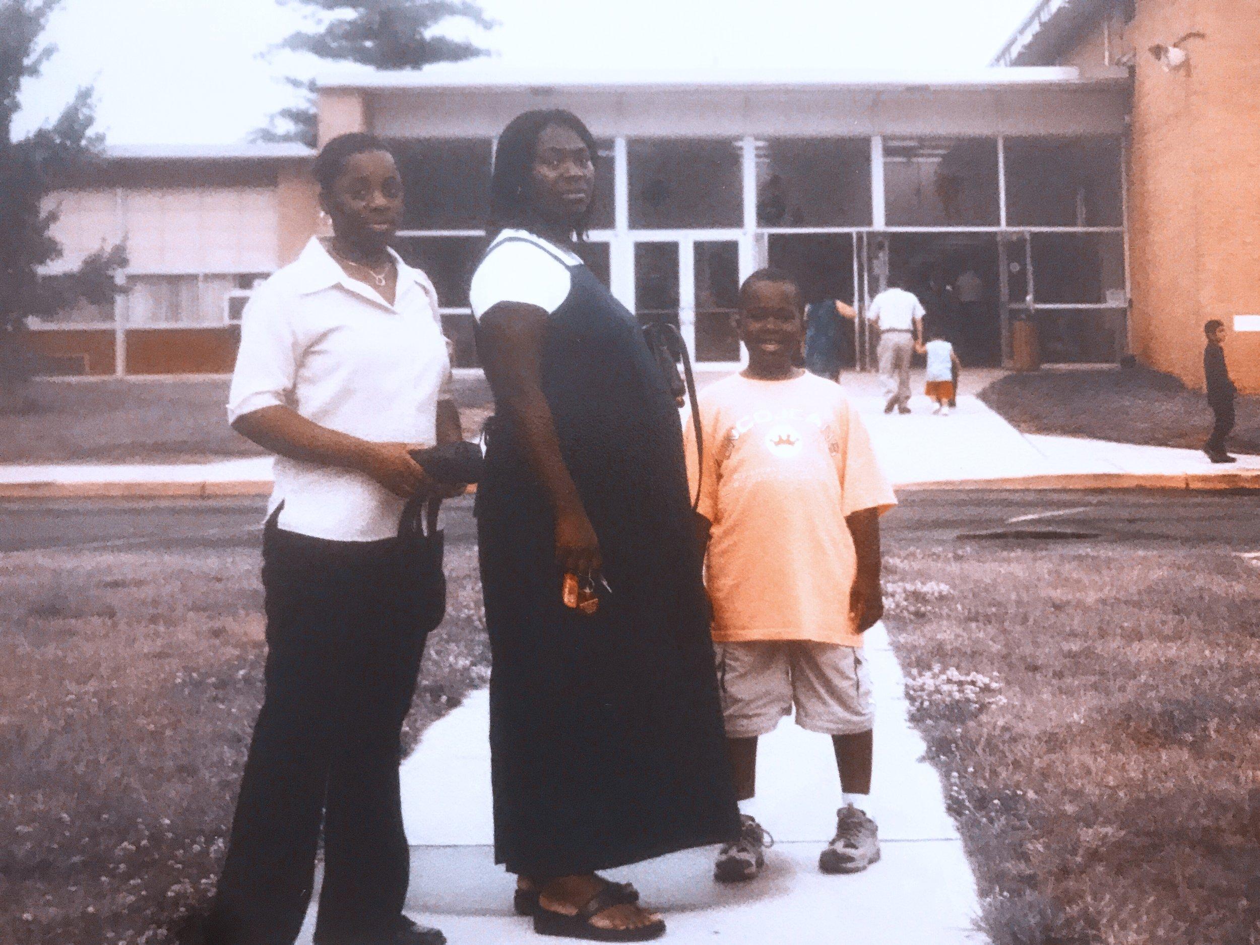 8th Grade Graduation — Sampson G. Smith. 2002.