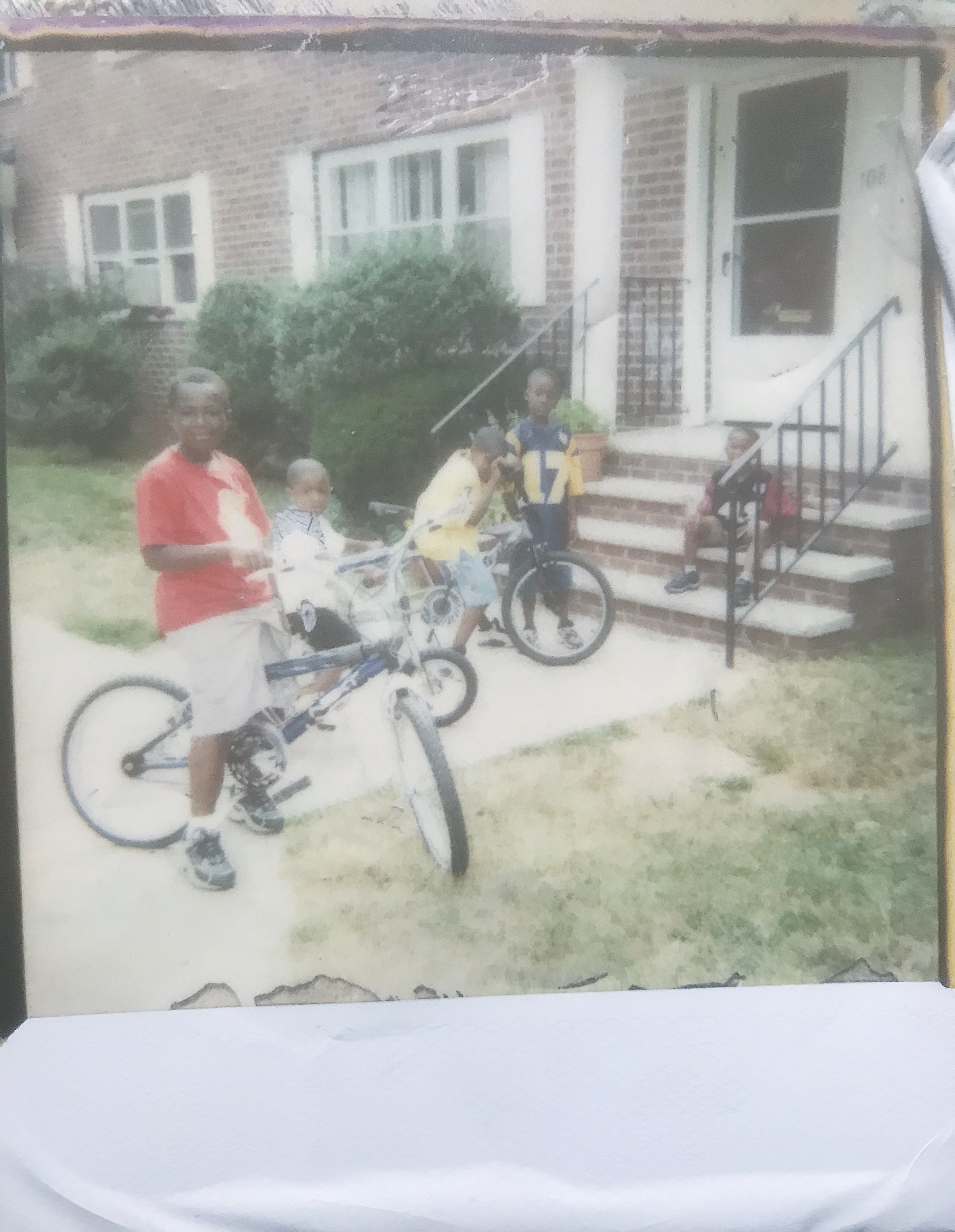 Me & The Homies (Free Esco. Rest In Peace Deion) — Philips Road. The Grove. 2001.