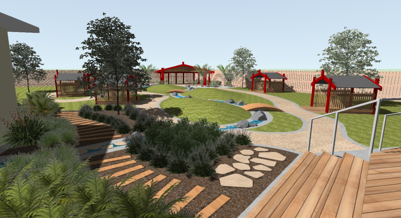 The Papakainga and Outdoor Teaching Space - Allandale School