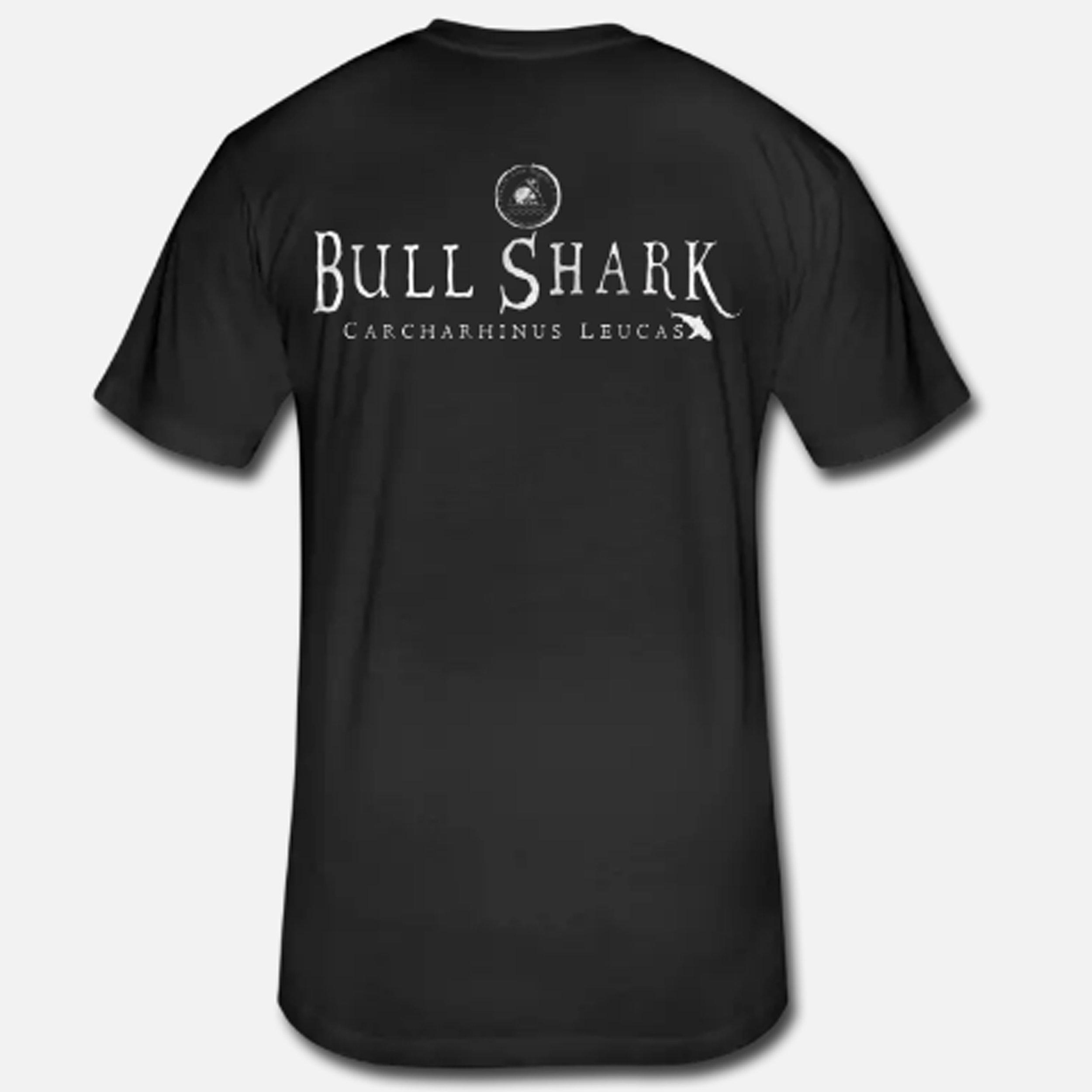 Bull Sharks Tee Men back.jpg