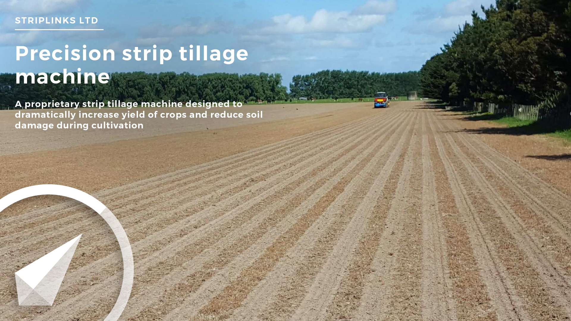 Sprout Alumni Precision Cultivation (formerly Striplinks)