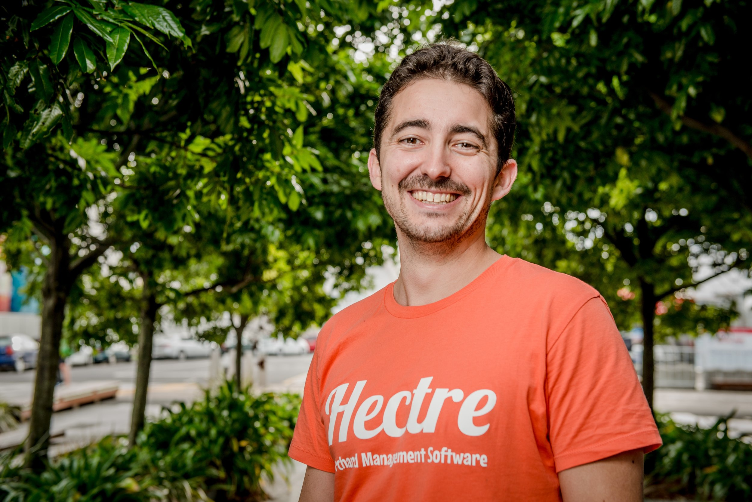 Sprout Alumni - Hectre Nico Gabbara