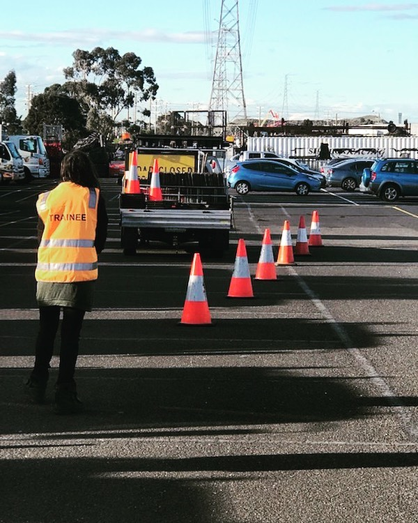 Traffic Management training held recently at our Laverton North depot. Next course is running on the 1st & 2nd August, call 1300 725 483 or go to www.altustraining.com.au/victoria to book. RTO41594 #trafficcontrol #trafficmanagement