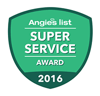 Angie's Super Service Award 2016