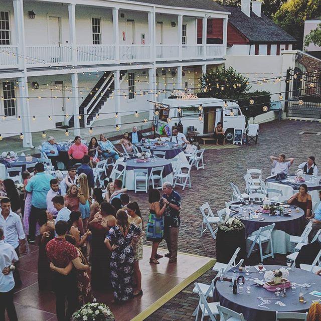 Ann the Van loves weddings!! . . . . . #bride #groom #wedding #love #weddingday #weddinginspiration #weddingparty #photobooth #photography #staugustineweddings #stafla #staugustinebeach #mybusbusiness