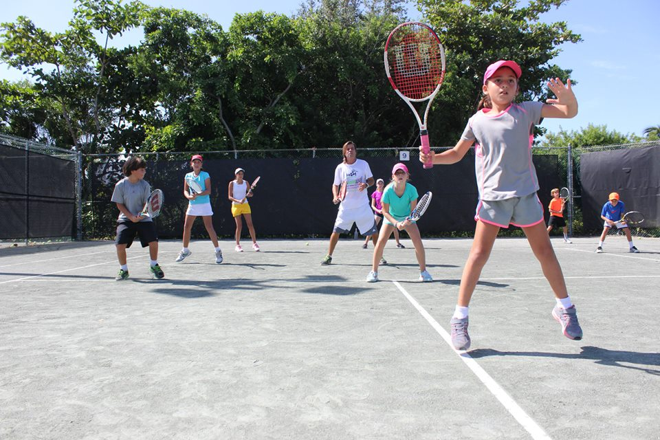 After School Program - This program offers a fun tennis program for kids and teens. Focused on the preparation of flexibility, mobility and techniques guaranteeing good results and unlimited fun.We offer transportation pick-up in Coral Gables, Coconut Grove and BrickellLearn more ➝