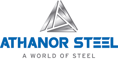 Athanor Steel logo.png