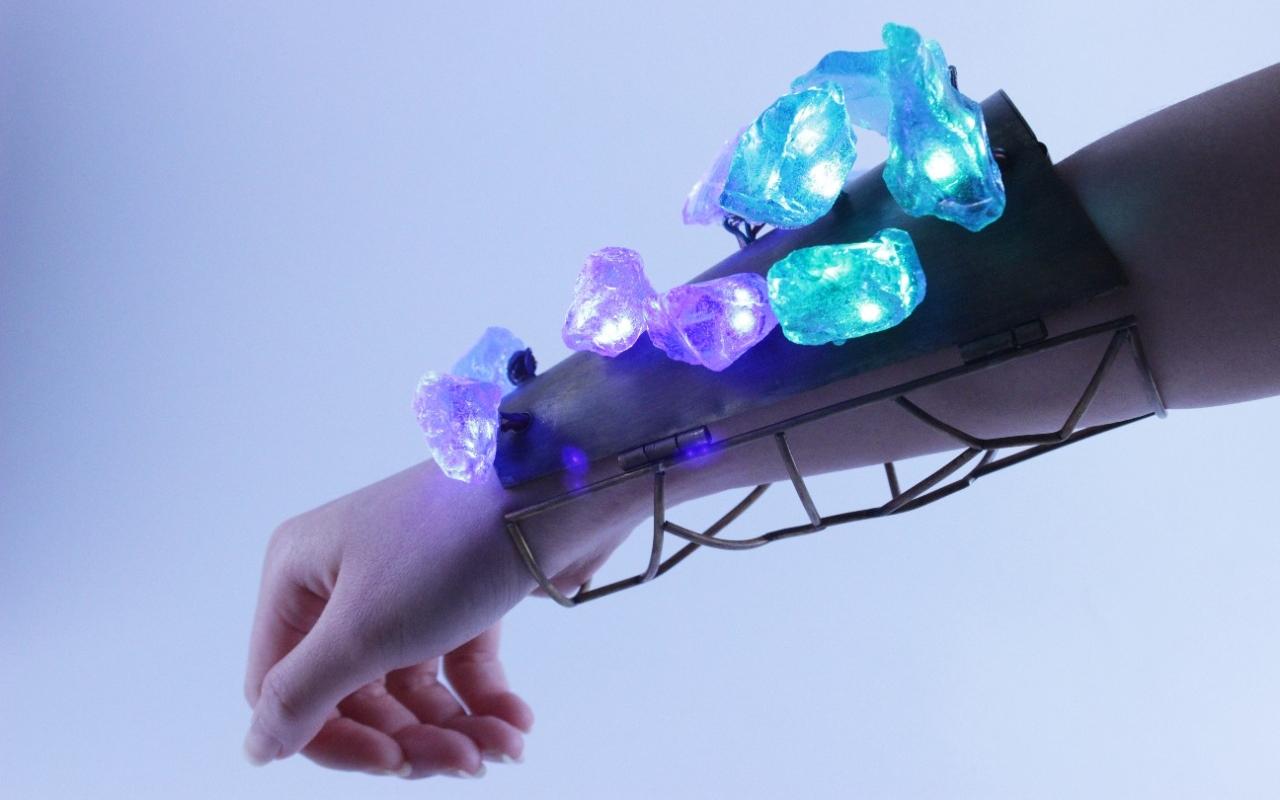 JEM Grad's Wearable Art Fuses Fantasy and Electronics- Academy of Art University