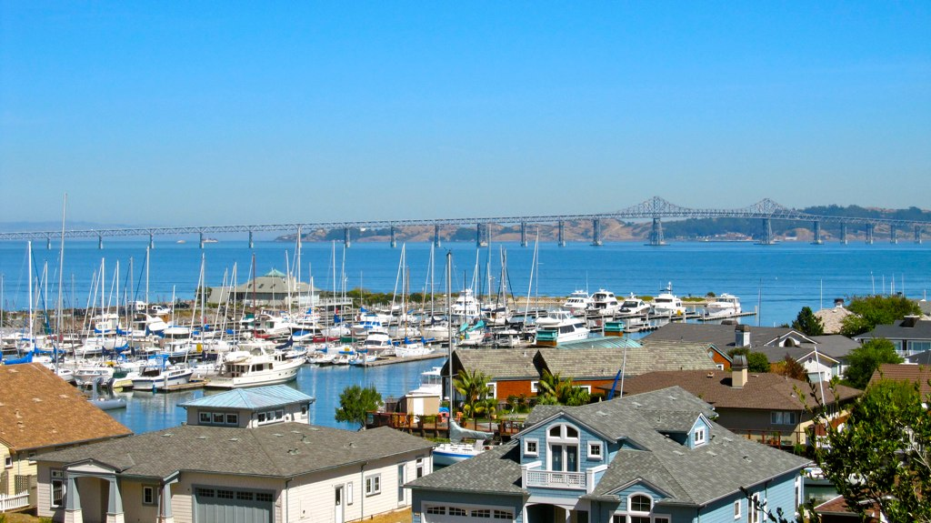 For a Bay Area weekend, try a waterfront escape to Tiburon- Los Angeles Times