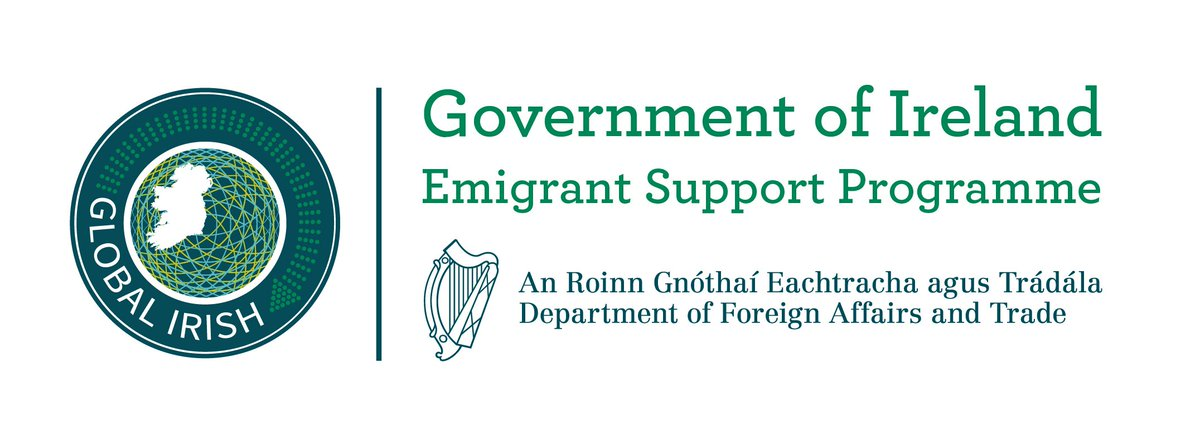 Proudly Supported by Ireland's Emigrant Support Programme -