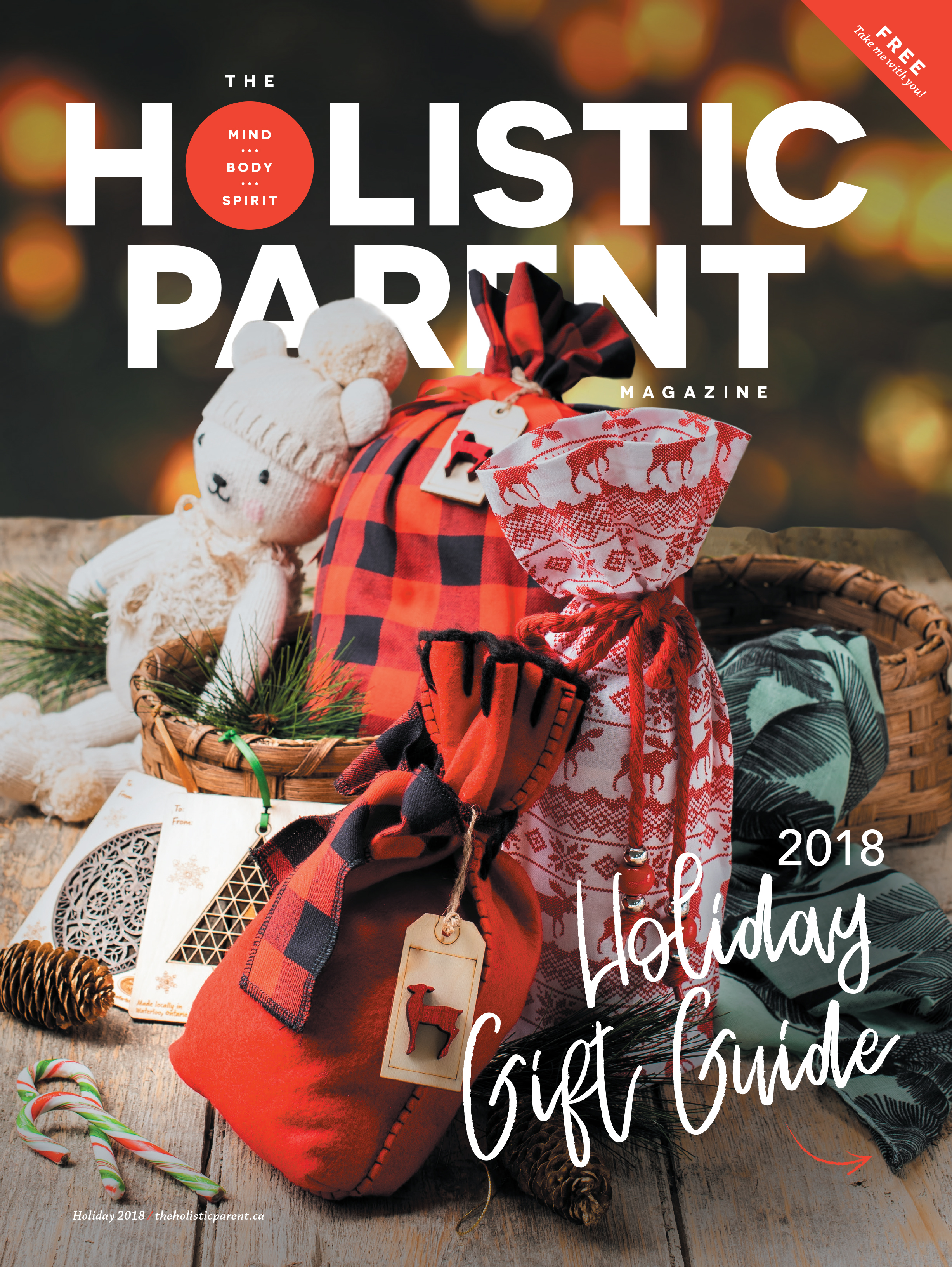 The Holistic Parent - Holiday 2018