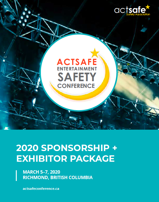 Download our 2020 Sponsorship + Exhibitor Package  for full details.