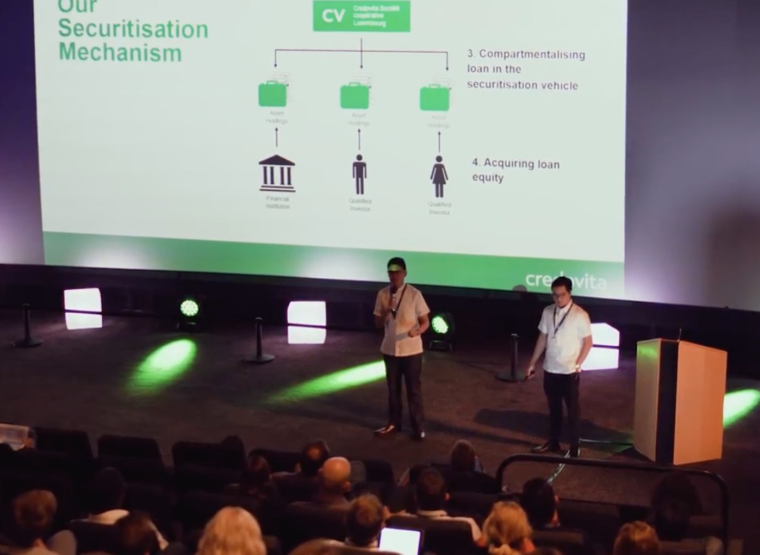 Fit for Start - Credovita was accepted into the Autumn/Winter batch of Fit 4 Start, an accelerator initiative by Luxinnovation, in cooperation with the Luxembourg Ministry of Economy and the European Regional Development Fund.Read more