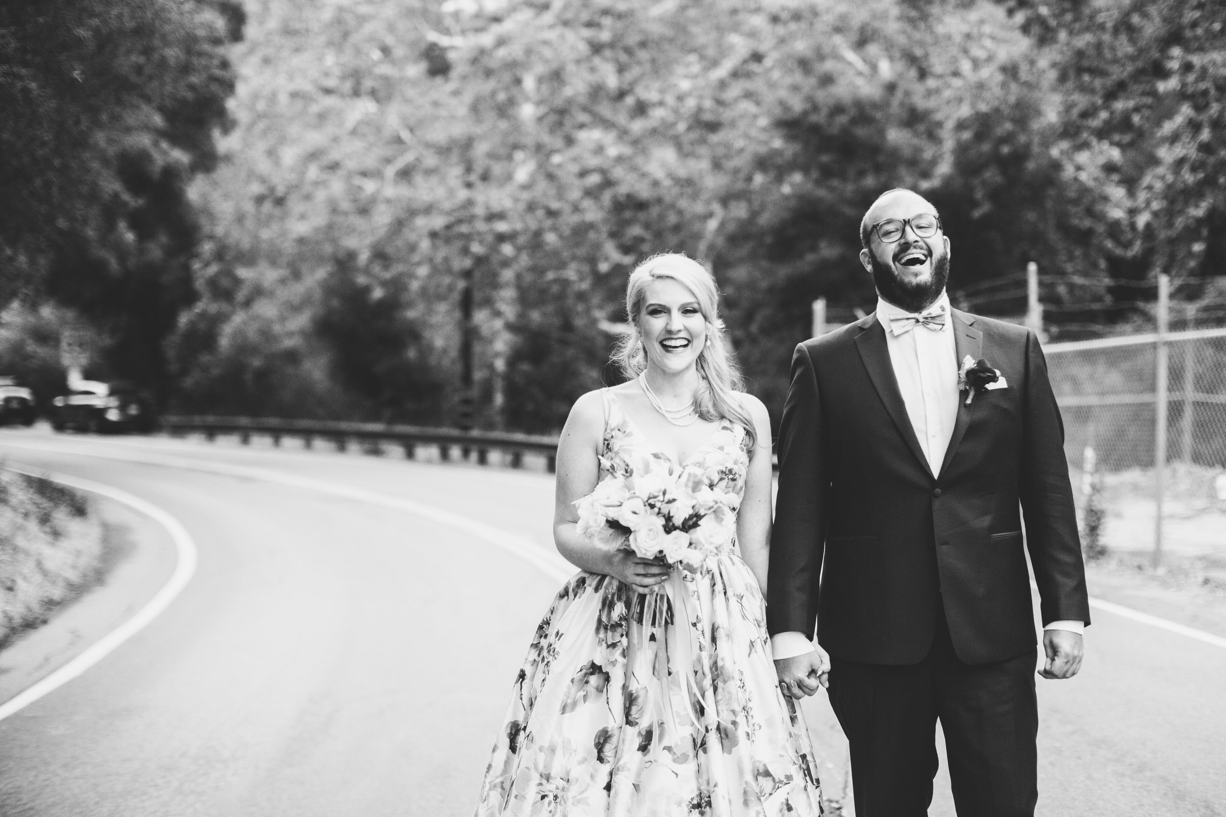 """She was by far our favorite vendor and was a huge part of making our day perfect!"" - – Courtney + Nick"