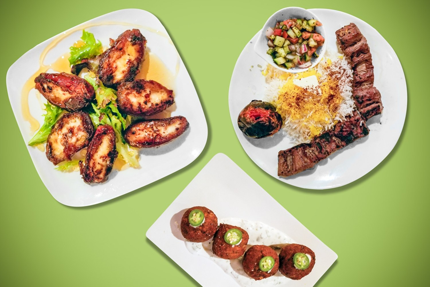Milad Persian Bistro Kabob all day every day, except Monday  - By Michael J Wilson SANTA FE REPORTER July 18, 2017