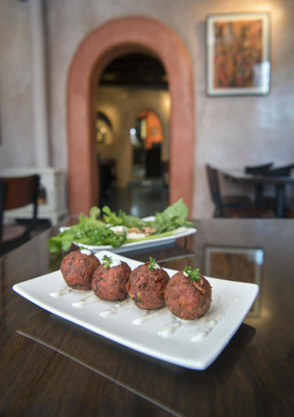 Milad Bistro brings Persian fare to the Southwest - By Karen Peterson / For Journal North Albuquerque JournalFriday, December 16th, 2016