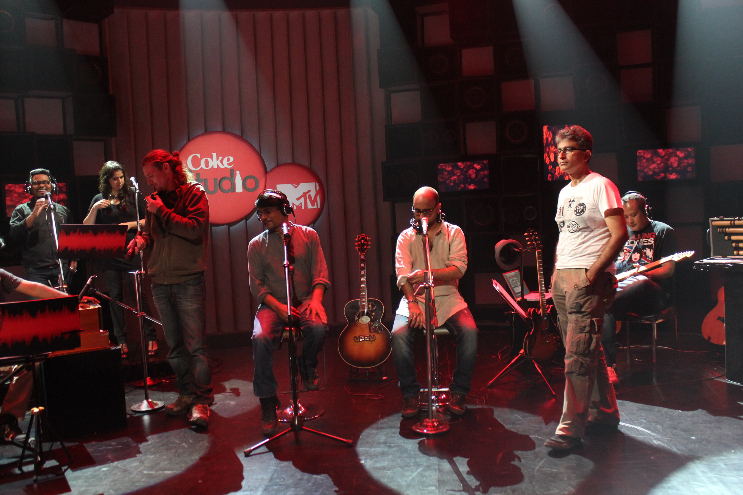 Coke Studio - Season 1, 2 & 3