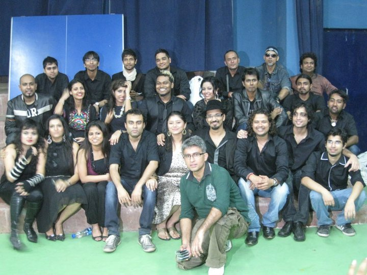 Amit Trivedi Live at IIT, Powai