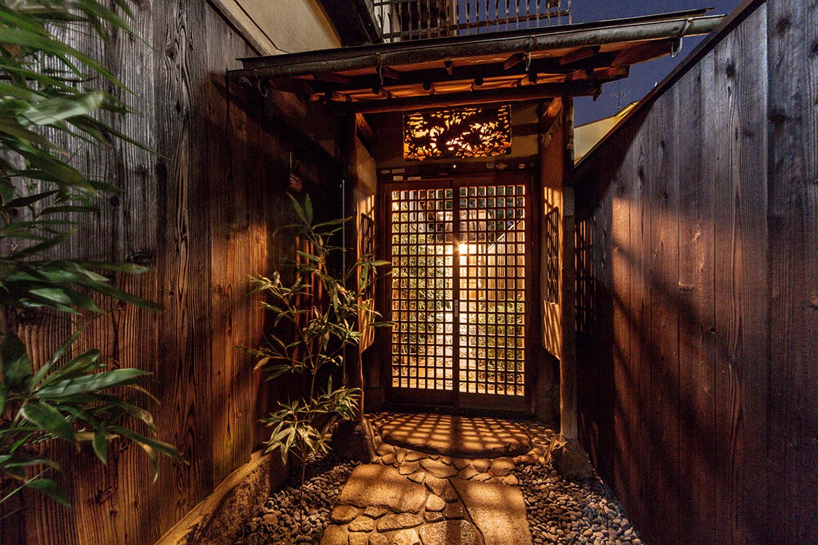 OUR PROPERTIES - We create unique accommodation in the heart of Japan's ancient capital.