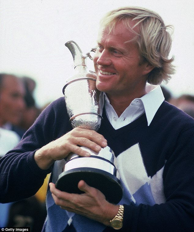 Jack Nicklaus, Member of World Golf Hall of Fame