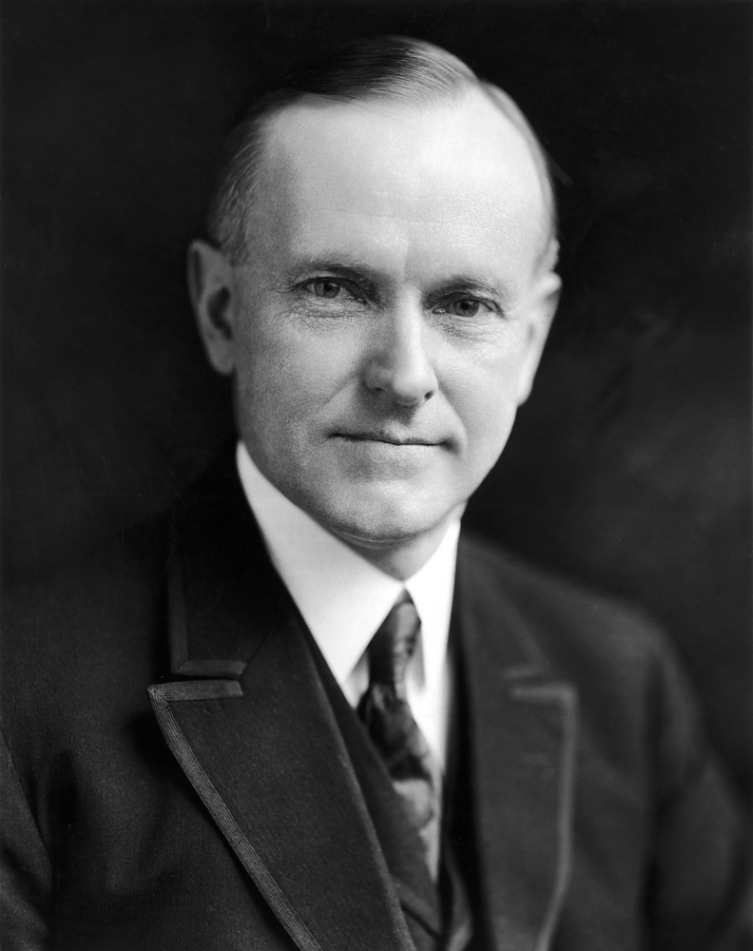 Calvin Coolidge, 13th President of the USA