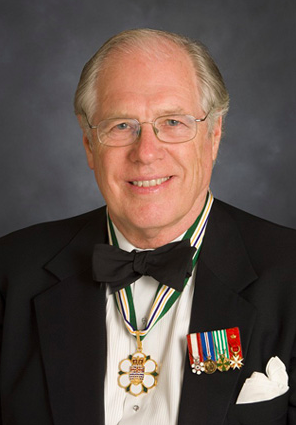 Gerald McGavin (Pi Gamma '60), Member of the Order of Canada, Namesake of the Gerald McGavin UBC Rugby Centre on campus