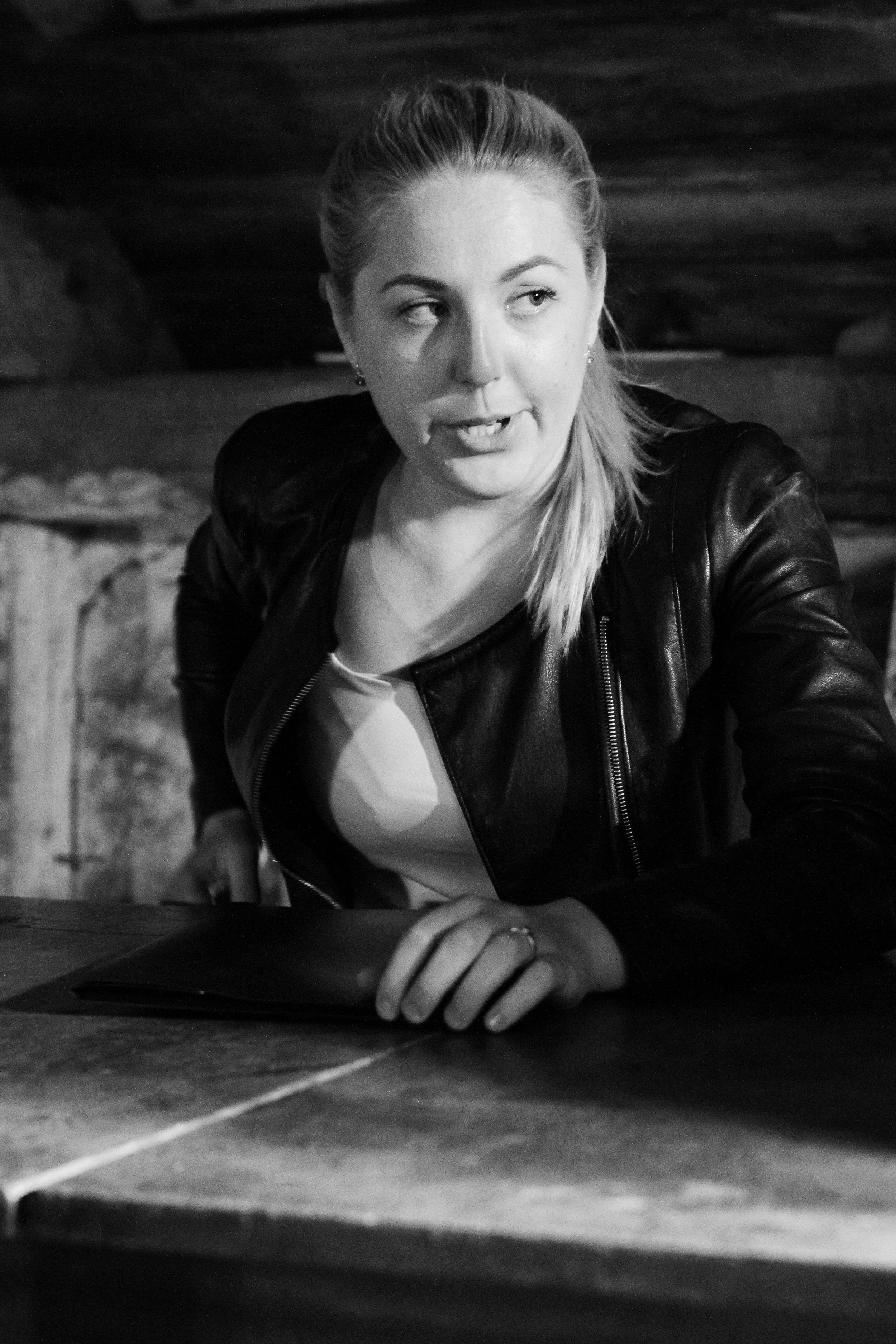 Evelina Greiciūnaitė