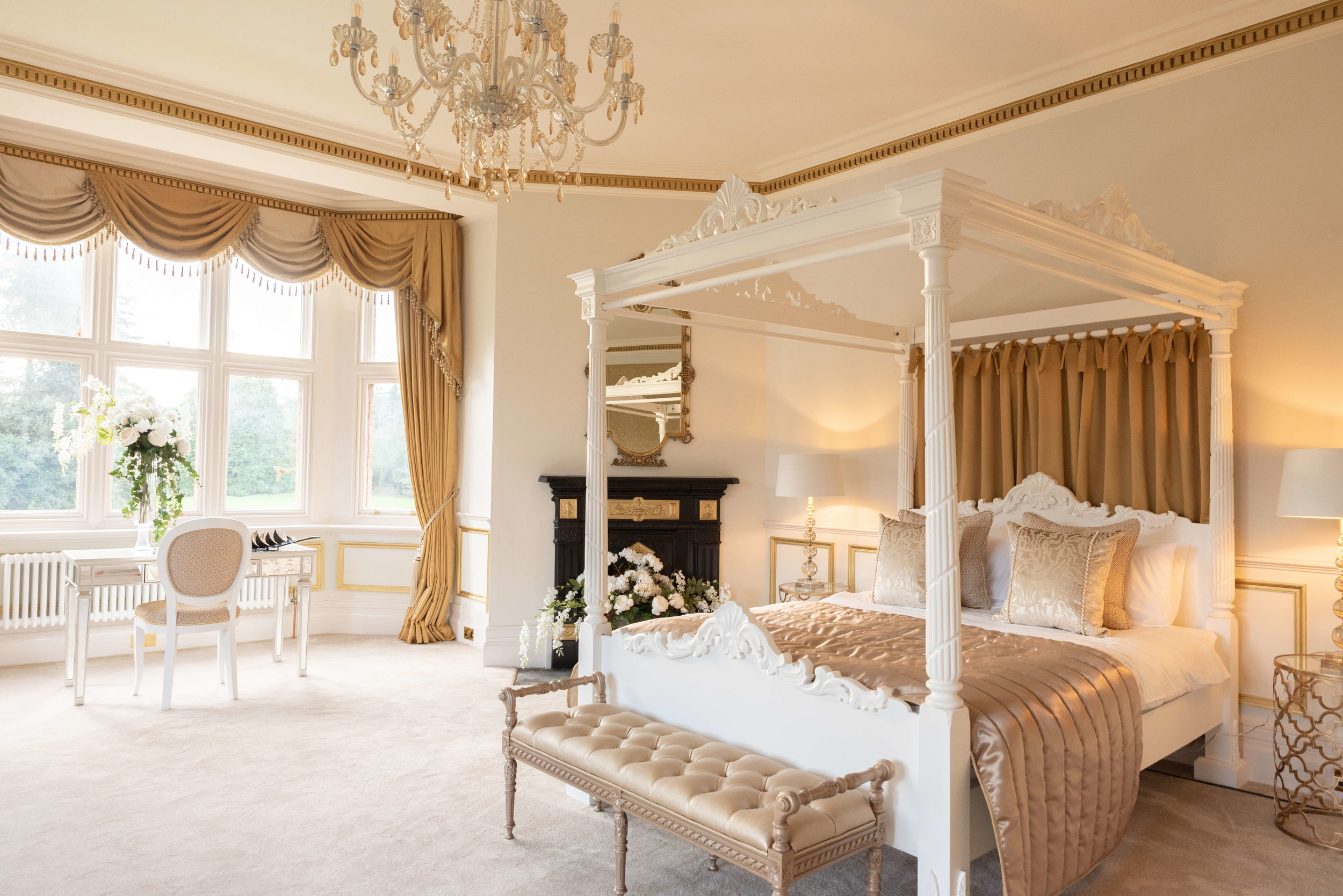 Holmewood Hall by Calico Interiors