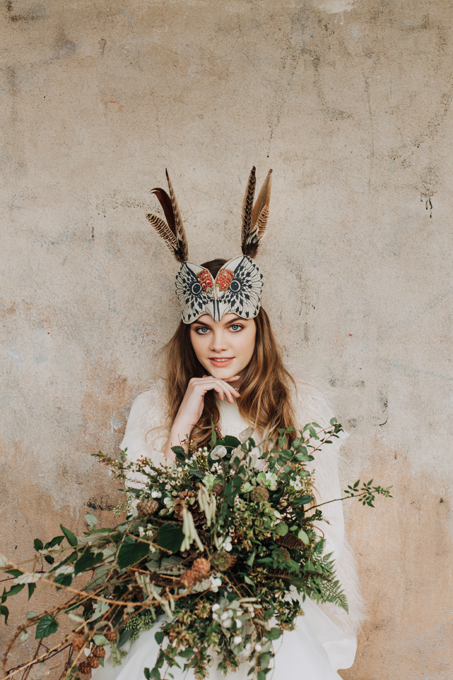 Woodland Bride - Megan Duffield
