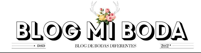 Interview with Blog Mi Boda