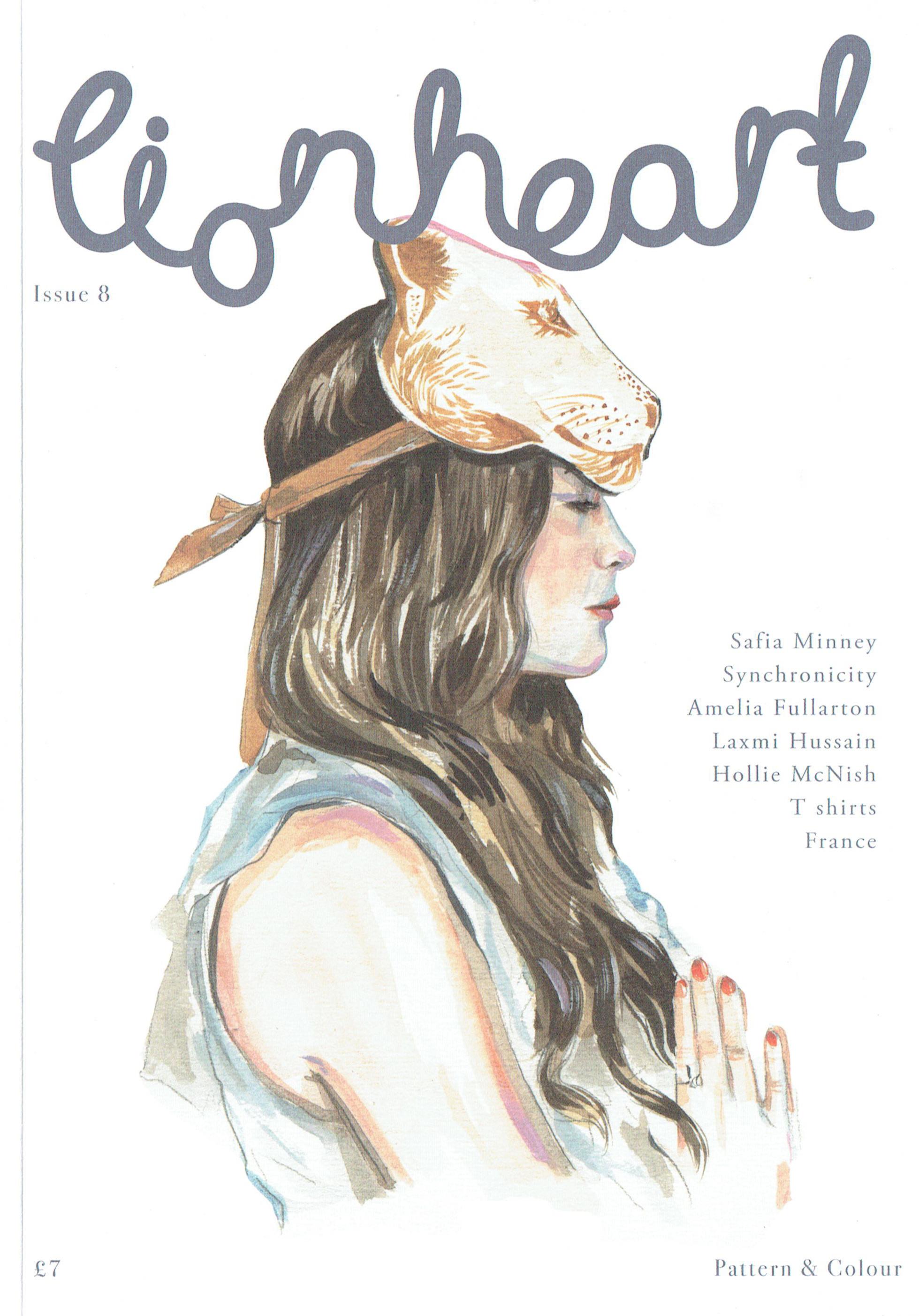 Lionheart Magazine - Issue 8