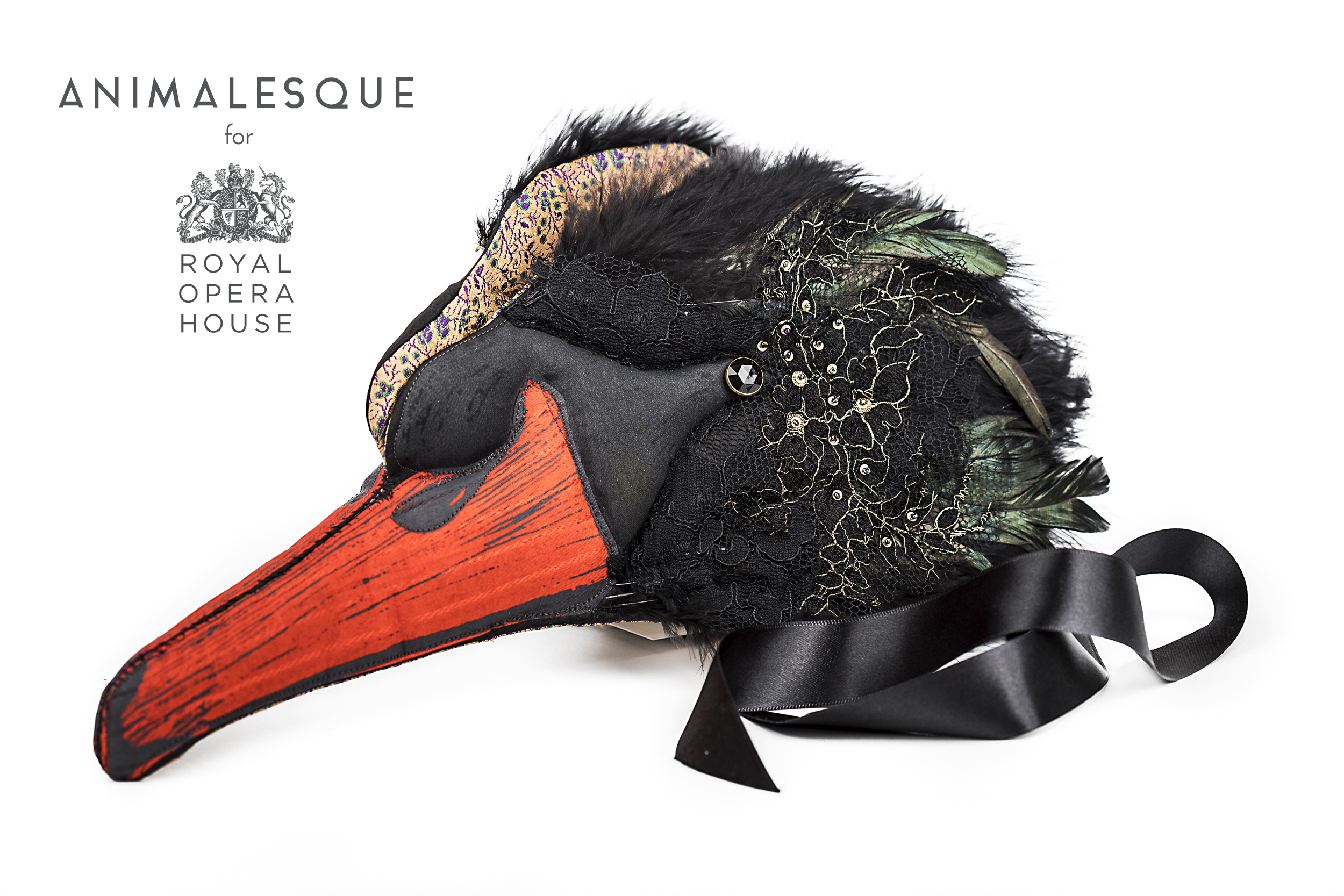 Animalesque for the Royal opera House