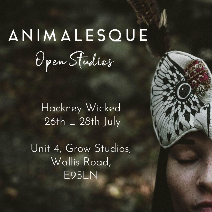 Hackney Wicked Open Studios