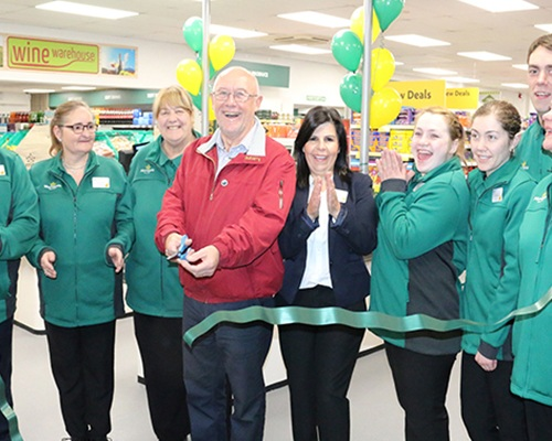 Morrisons Daily - Now open in Guernsey! -